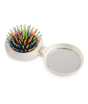 Cepillo Espejo Multicolor - Espejos Bodas y Comuniones