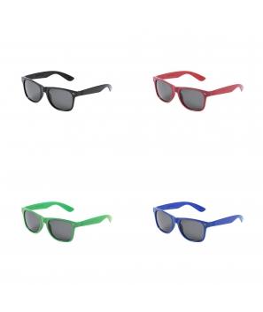 Gafas de sol Eco Fibra de trigo y PP color Azul detalles bodas