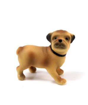 Figuras Tarta Perro Carlino