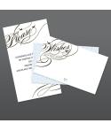 Set de tarjetas de deseos rectangulares para jaulas (50 uds.)