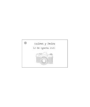 Tarjetas personalizadas Cámara de Fotos