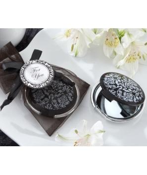 Espejo Elegante negro