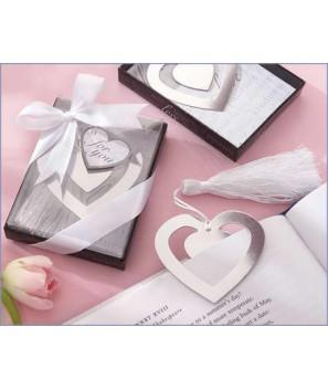 Marca páginas Corazón