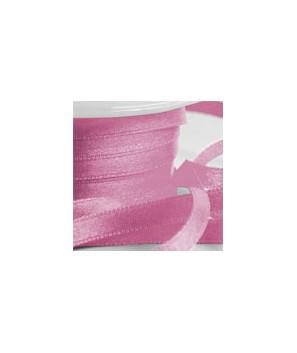 Lazo de satén rosa 25 metros-6mm