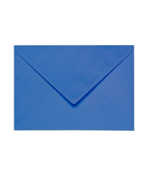 Sobres forrados-Azul real