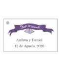 Tarjetas personalizadas Just Married
