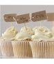 Toppers para cupcakes-Craft