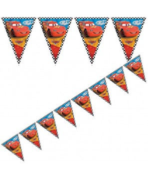 Banderines Disney Cars