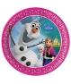 Platos Disney Olaf