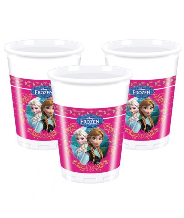 Vasos Disney Frozen