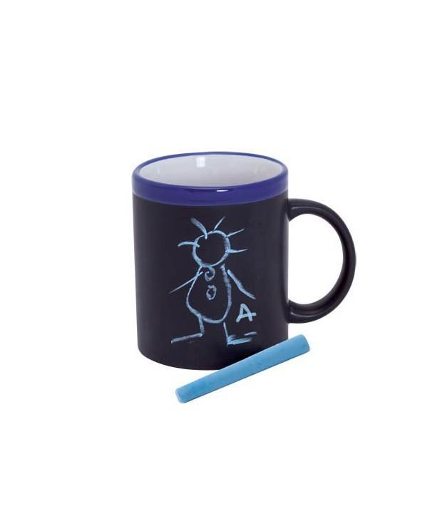 Taza Pizarra de cerámica