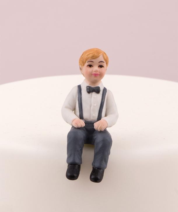 Niño para tarta