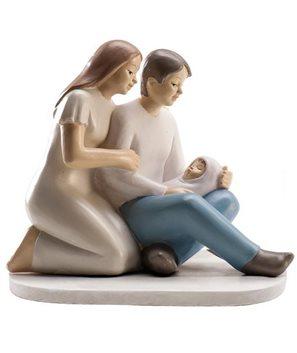 Figura escena de bautizo