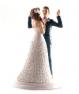 Figura de boda Manos arriba