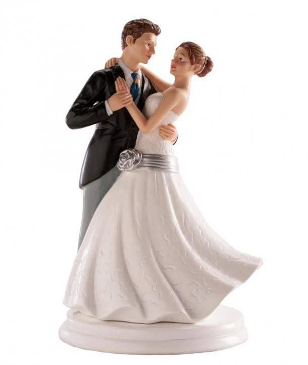 Figura de novios Bailando