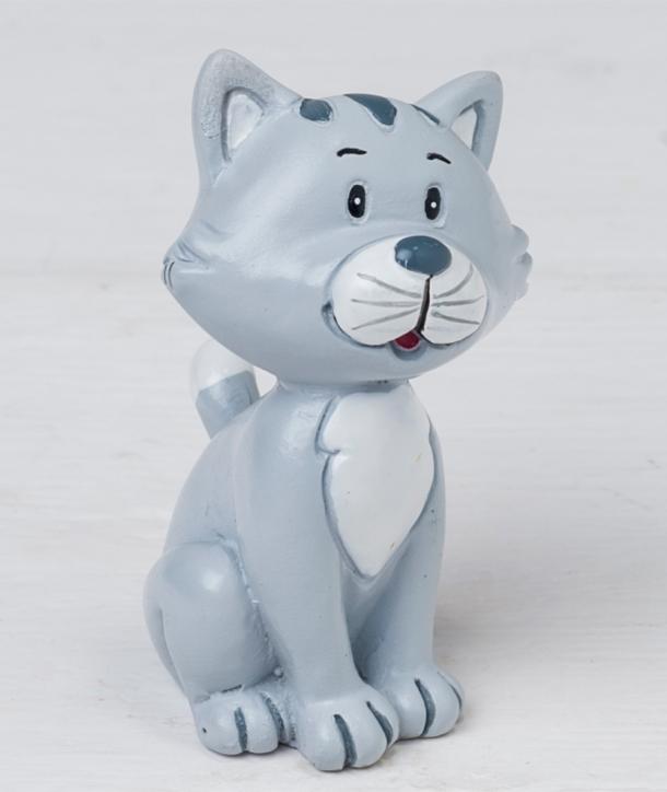 Figura gatito para tarta de boda