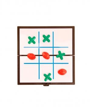 Juego magnético Tres en Raya