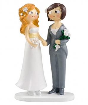 Figura pastel Chicas