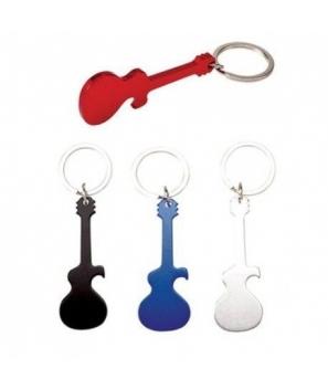 Llavero Guitarra Abridor Abrebotellas