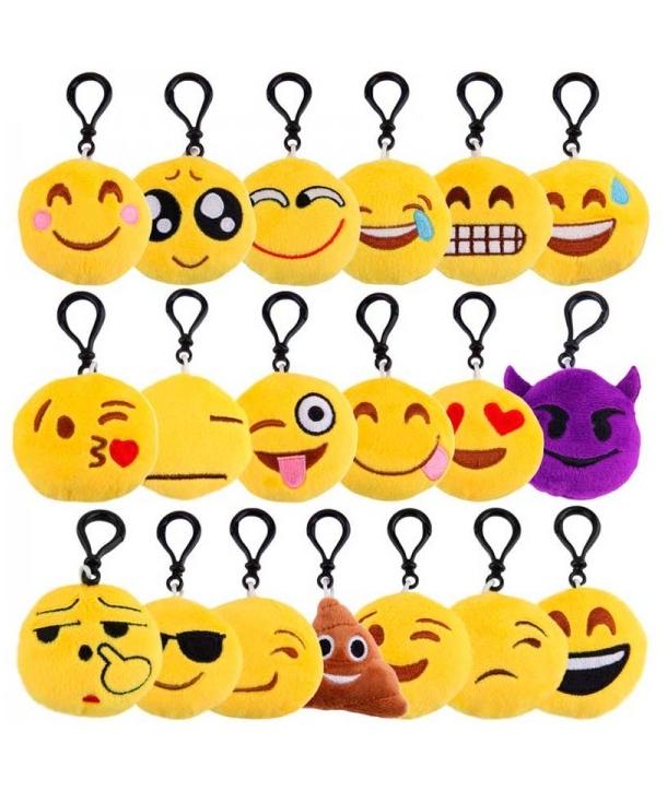 Cajita Metálica para Auriculares y Monedero Emoticonos