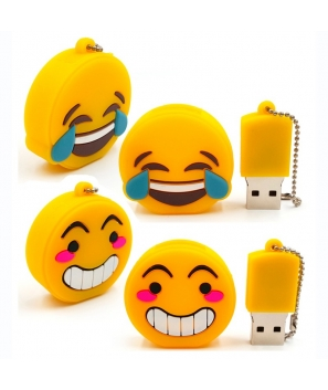 Memoria USB Emoticonos 4 GB