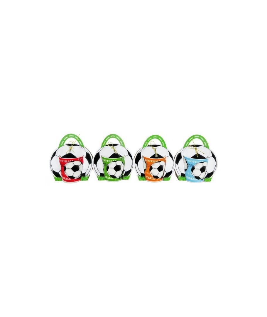 Comprar Tazas Futbol En Bolsa De Regalo Tazas Fútbol Niños Detalles
