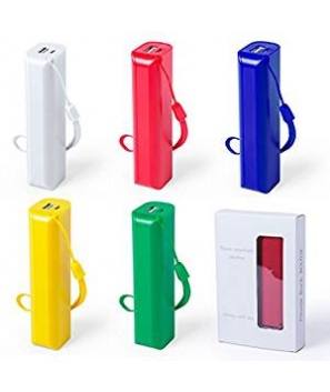 Power Bank 1200 mAh Micro USB En Caja de Regalo
