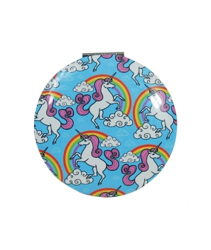 Espejo UNICORNIOS - Espejo Doble con Aumento Unicornio