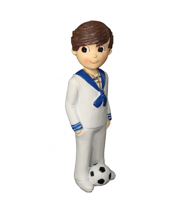 Comprar Figuras de Pastel tarta para Comuniones Niños Fútbol 836e1c1b81f65