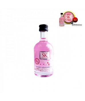 Gin sk strawberry 5cl.
