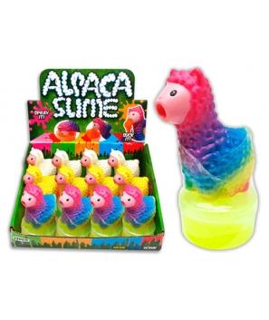 Slime Llama Traga y Escupe - Detalles regalos Niños cumpleaños comuniones