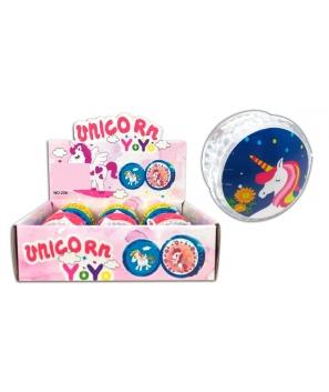 Yoyo Unicornio PVC - Detalles y regalos Niños Comuniones