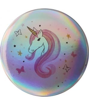 Espejo Chapa Unicornio