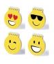 Lote de 20 Libretas Emoticonos Emojis