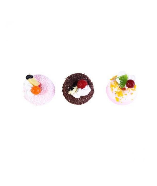 Hucha de Cerámica en Forma de Pastel Cupcake