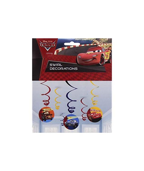 Guirnalda de Disney Cars ( 3 pacs)