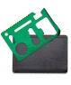 Multiherramientas 11 funciones Verde
