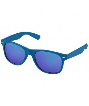 Gafas de sol Eco Fibra de trigo y PP color Azul.