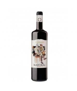 Caja de 24 botellas de vino Mayoral cosecha 187 Cl