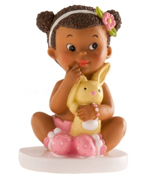 Figura para tarta bebé osito