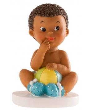 Figura para tarta bebé Balón