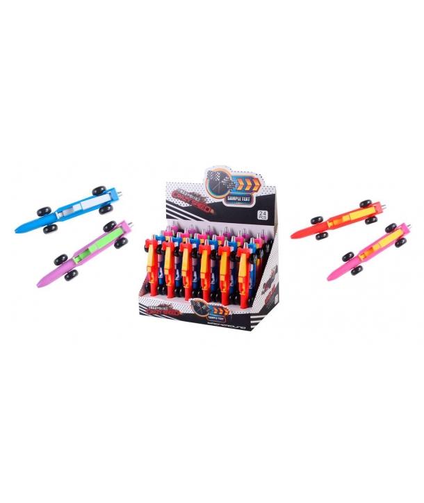 Bolígrafo coche PVC