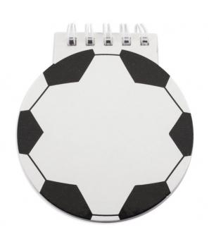 Libreta Deportiva Fútbol 40 Hojas