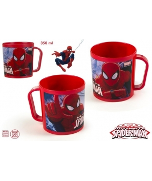 Taza Spiderman 350 ML