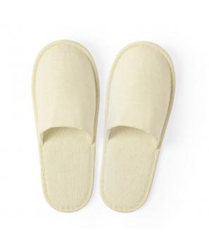 Zapatillas de Algodón para Bodas Personalizadas - LOGO INCLUIDO EN 2 PIES