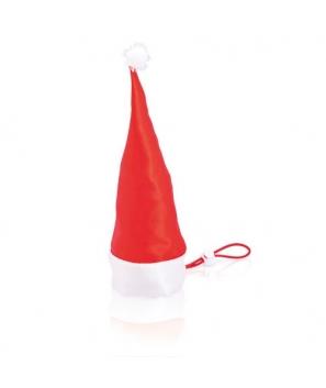 BOLSA PLEGABLE GORRO CHRISTMAS