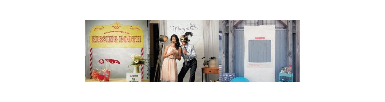 Photocalls para bodas y fiestas