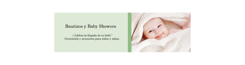 Bautizos y baby showers
