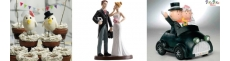 Figuras de boda económicas