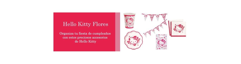 Hello Kitty Flores